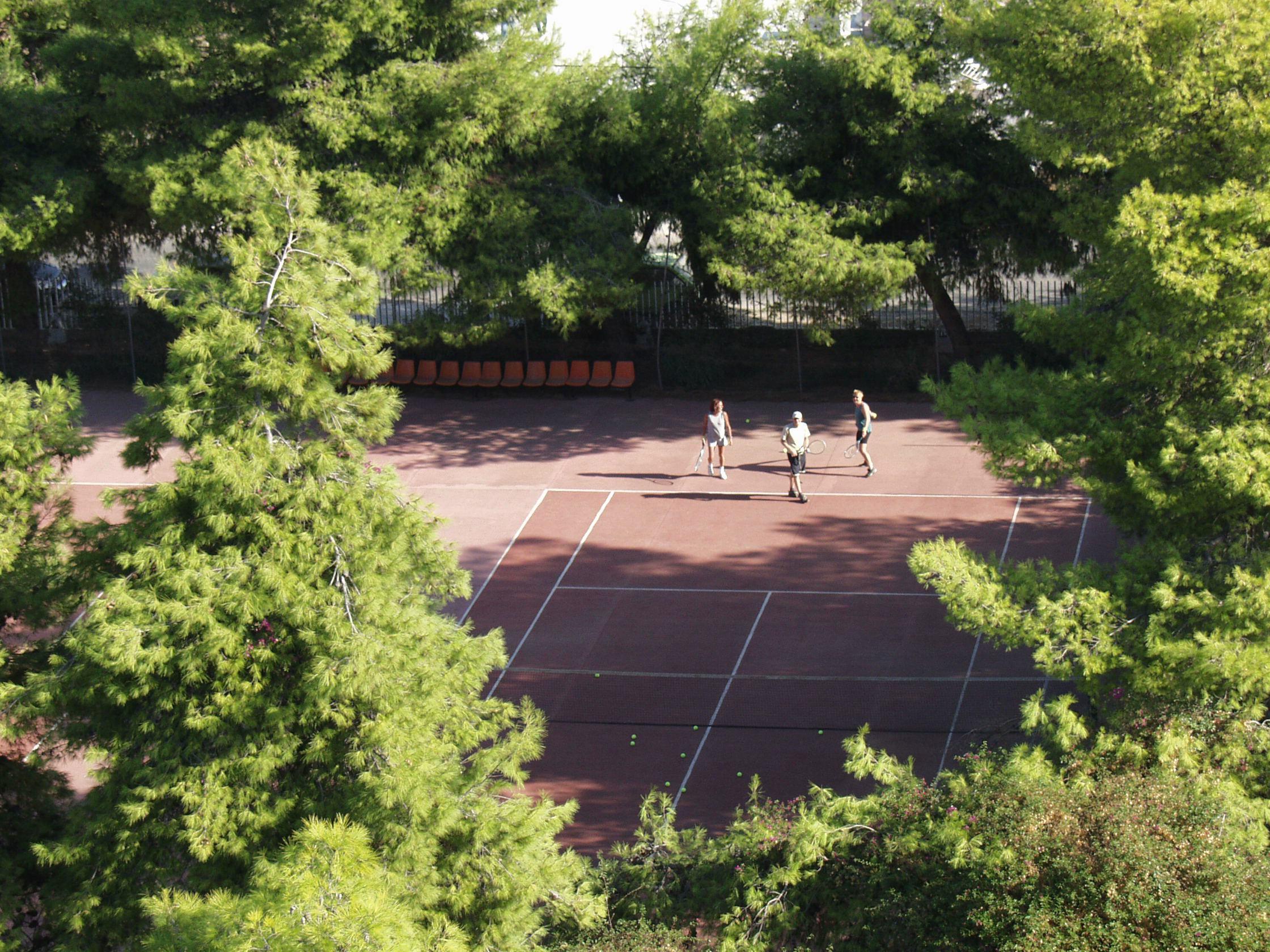Teniss-korti